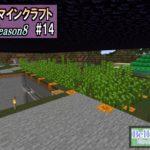 Season8 Part14 投稿しました。竹の植林場を建設。